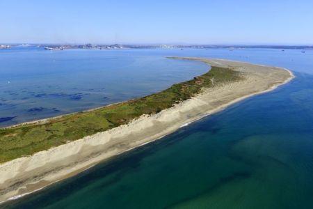 parc naturel regional de Camargue, Port Saint Louis du Rhone, Golf de Fos sur Mer en arriere plan