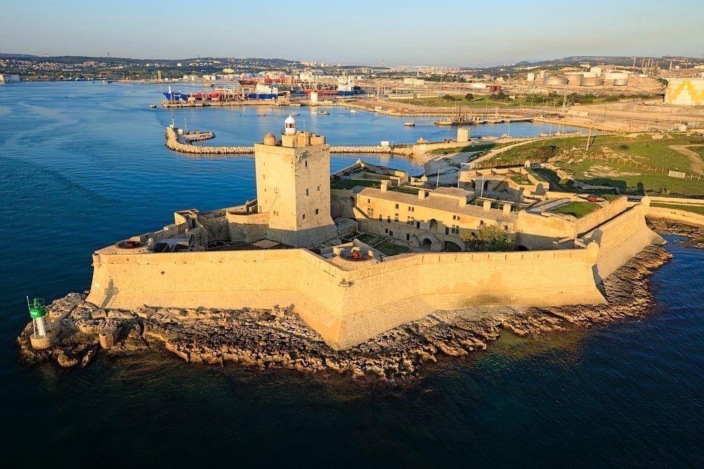 Martigues, Fort de Bouc (XIIe au XVIIe), fort Vauban