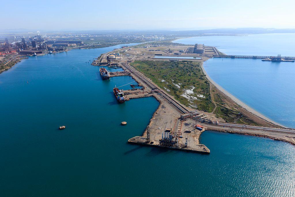 Golfe de Fos sur Mer, Grand Port Maritime de Marseille, Fos sur Mer, Darse Sud