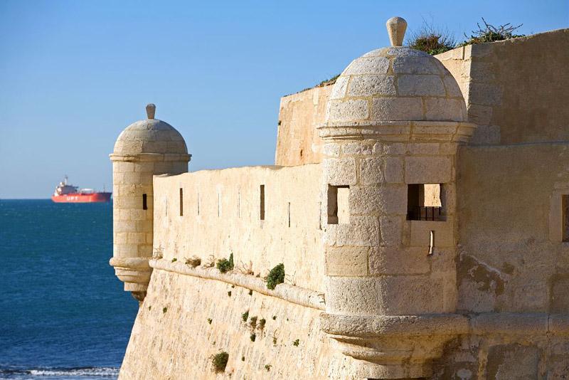 Fort de Bouc, Martigues, Bouches-du-Rhone (13) - France