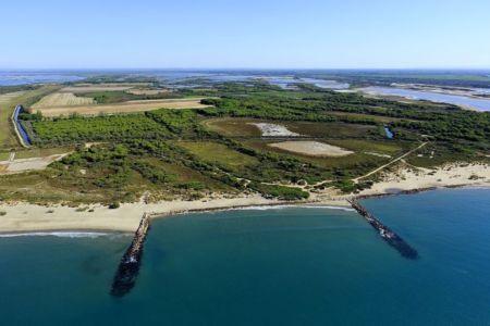 parc naturel regional de Camargue, Les Saintes Maries de la Mer