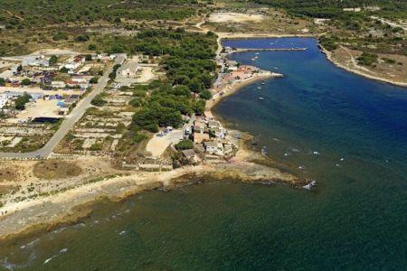 Martigues, Calanque de Ponteau, port