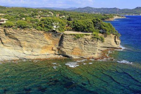 La Ciotat, Cap Liouquet (vue aerienne)