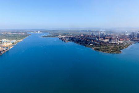 Golfe de Fos sur Mer, Grand Port Maritime de Marseille, Fos sur Mer, Darse n¡1