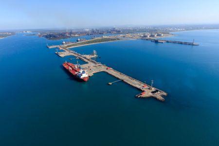 Golfe de Fos sur Mer, Grand Port Maritime de Marseille, Fos sur Mer, Zone Industrielle