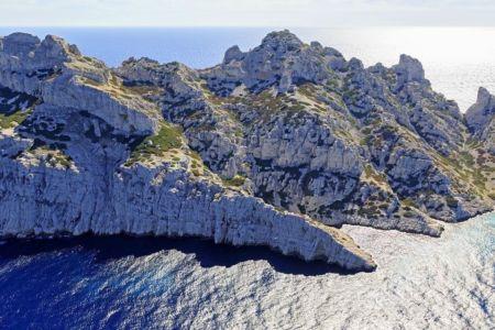 Parc national des Calanques, Marseille, Reserve Naturelle de l'Archipel de Riou