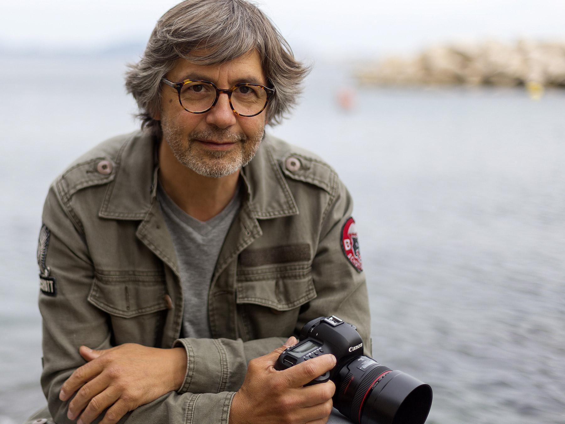 Camille Moirenc photographe - artiste exposition 438 notre littoral des Bouches du Rhône