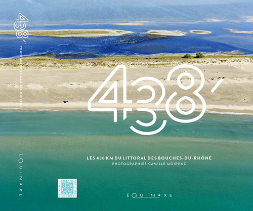 Livre 438 notre littoral, ed Equinoxe, Camille Moirenc