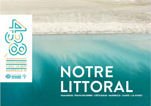 438 notre littoral, exposition été 2018, J4 Marseille